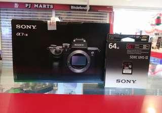 Sony A7r m3 body