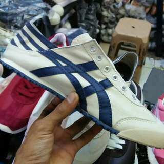 onitsuka slip on original made in indonesia ready stock