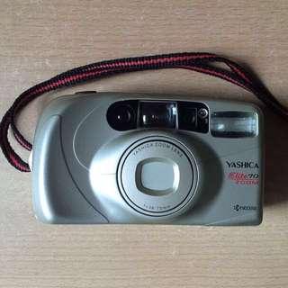 Yashica Elite 70 Zoom 35mm Film Camera by Kyocera