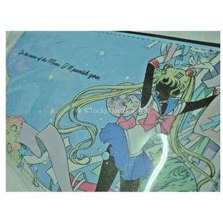 【美少女戰士 橫式 手拿包 快閃店 限定 Crystal 水手月亮】倩尼迪 公主 月光仙子 剪影 阿兔 小兔 包包 提袋