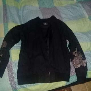 Penshoppe bomber jacket size Medium repriced