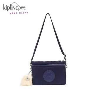 Kipling Navy blue Shoulder Bag