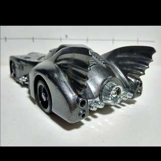 Super Rare Kyosho limited batmobile loose wysiwyg body only without machine