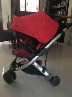 Baby Stroller Oyster Gem