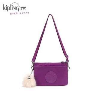 Kipling Magenta Shoulder Bag