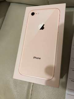 iPhone 8 246gb 連2年apple care保養
