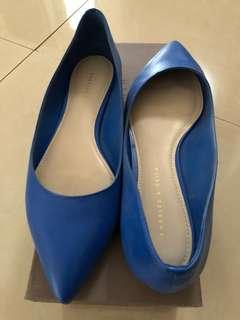 Flats CnK - Blue (size 37)