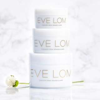 英國Vogue推薦的EVE LOM 卸妝膏 溫和乾淨 cleanser 貴婦級卸妝