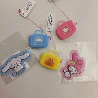 Sanrio Trinkets (My Melody Sold)