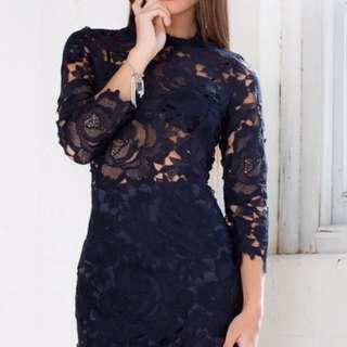 Harvest Lace Dress