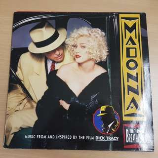Madonna I'm Breathless Dick Tracy Vinyl LP Original Pressing Rare