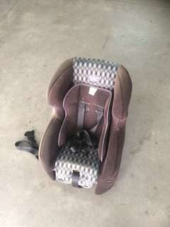 Mother's choice car seat