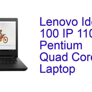 Lenovo ideapad 110 - new