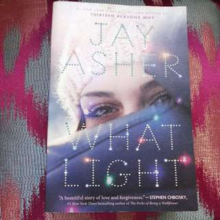 What light- Jay Asher