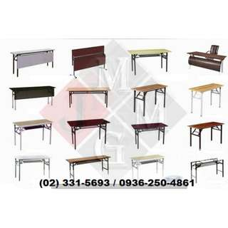 Seminar ( training.folding table ) office partition