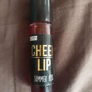 KJM Lip and Cheek tint Summerkiss