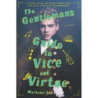 The Gentleman's Guide to Vice and Virtue (Mackenzi Lee)