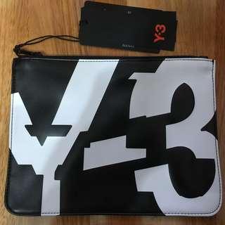 Y-3 Yamamoto Yohji Yohji Yamamoto 山本耀司 Y3 Adidas GIFT POUCH 手袋 禮品袋 手拿包