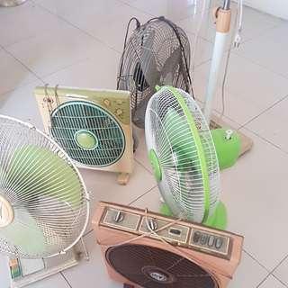 6 electricfan