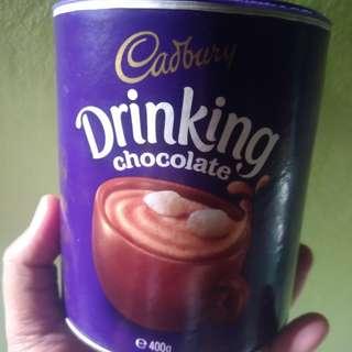 Cadbury Drinking Chocolate Imported