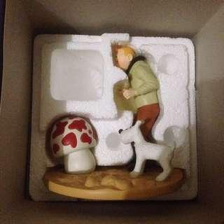 Figurine Tintin