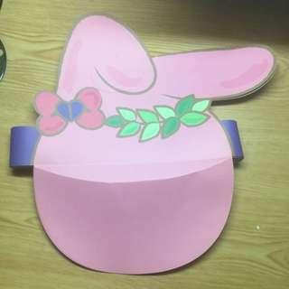樂富廣場 my melody 記念品 紙帽 每個$12