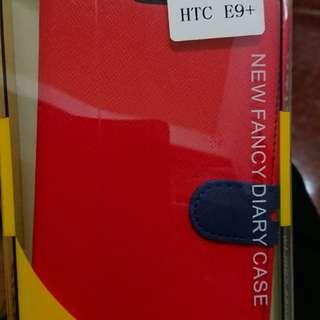 🚚 [全新]HTC-E9+皮套