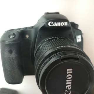 Canon 60d ,sc15k only , like new, box , battery and charger , 8gb card