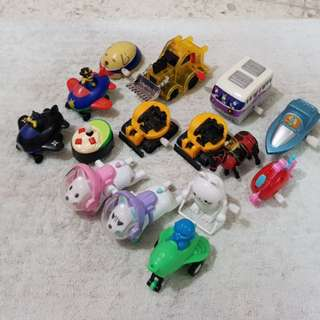 Wind Up Toys - LOT