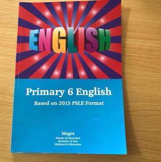 (BN) Primary 6 PSLE English Specimen Papers (2018) ➡️ New Syllabus !