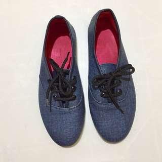 Denim shoes 7