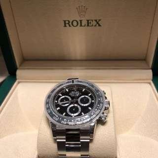 Rolex 新款地通拿99.99 new