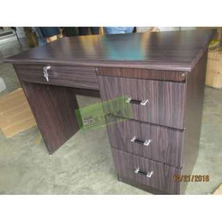 MAHOGANY FREESTANDING TABLES--KHOMI
