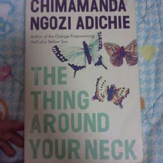 The thing around your neck by chimamanda ngozi adiche