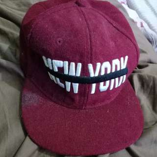 New York Cap (from US)