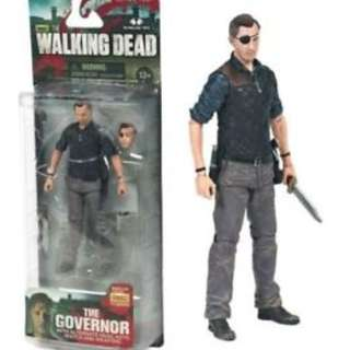 The Walking Dead- The governor figurine (series 4)
