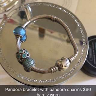Brand new Authentic Pandora