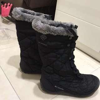 Columbia snow boots size EU 36