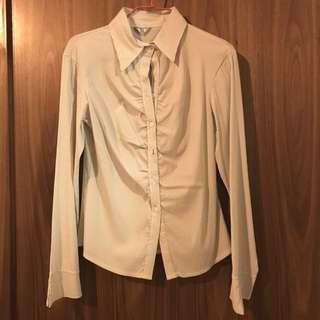 Striped Shirt 間條恤衫