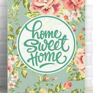Frame Poster Deco Home