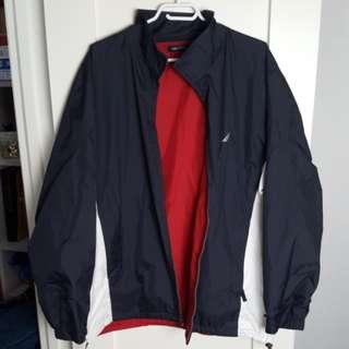 Reversible Nautica light jacket