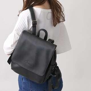 <P.O> Korean Ulzzang Harajuku Lovely PU Backpack Bag
