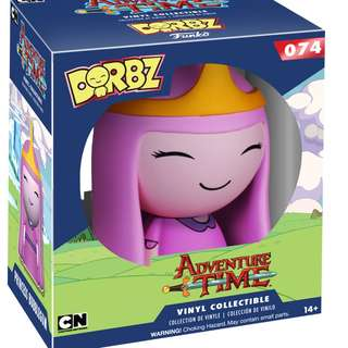 Adventure Time Princess Bubblegum Dorbz Vinyl Collectible