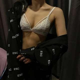 Lace Bra Sexy Lingerie ( Black)