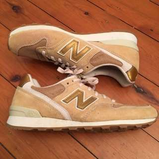 Women's New Balance Gold Sport Casual Shoes