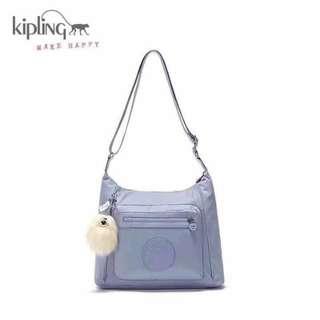 Kipling Purple Shoulder Bag