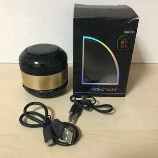 NFC Bluetooth Speaker Nakamichi NBS2N