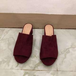 Res block heels