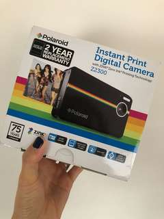 Instax digital instant photo camera
