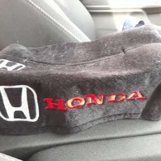 Honda tissue box cover